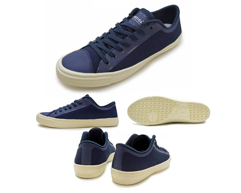 INDIGO NAVY / WHITE